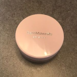 Bare minerals foundation w50 golden deep powder